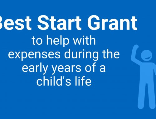 New £250 Best Start Grant – School Age Payment